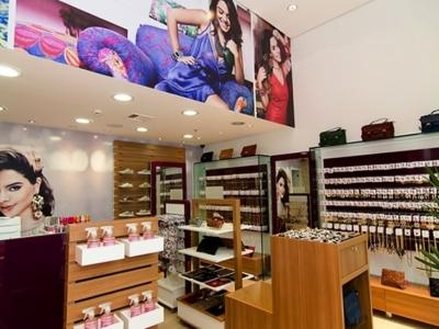loja de Acessórios Femininos no Barrashopping
