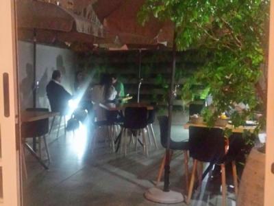 Restaurante charmoso na Alameda Campinas !!