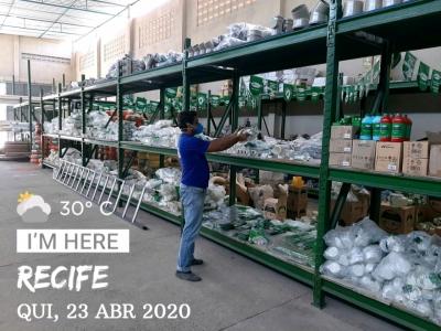 Vendo Distribuidora de Material de construção