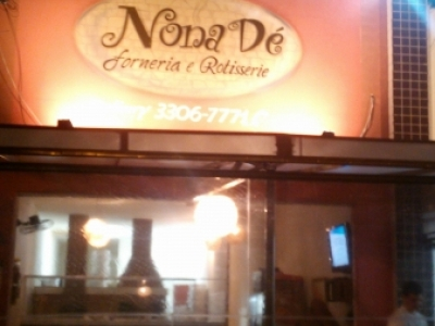 Vendo Restaurante / Pizzaria montada de em funcionamente