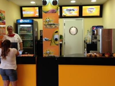 Vende-se loja Fast Food
