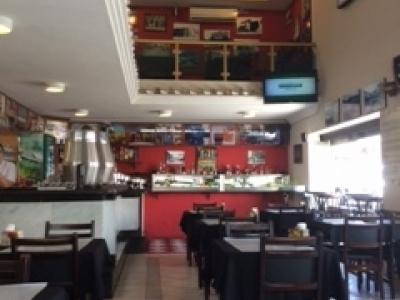 choperia e restaurante