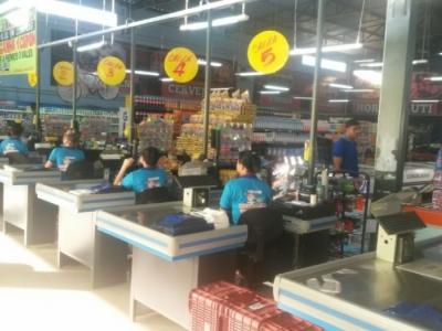supermercado completo