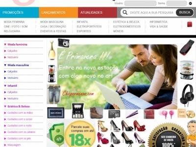 Vendo Marketplace completo com Programa de Marketing