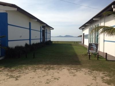 Maravilhosa Marina de frente para a linda lagoa de Araruama