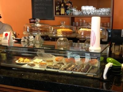 Cafeteria no Leblon com 16 anos