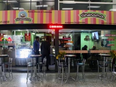 Restaurante/Doceria completo no centro de SP