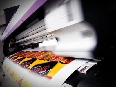 Empresa de comunicação Visual e impressao digital