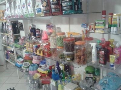 Pet shop completo excelente localização e clientela formada