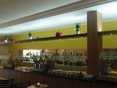restaurante self service lucrativo