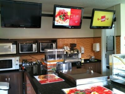Loja Fast Food e Conveniencia