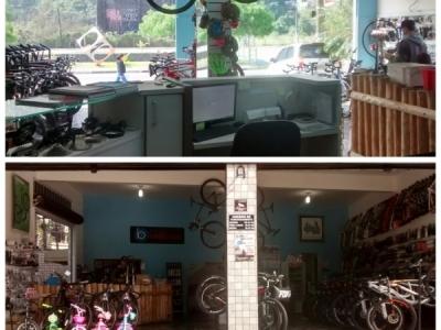 Vende-se Loja de Bike / Mountain Bike - Excelente localização