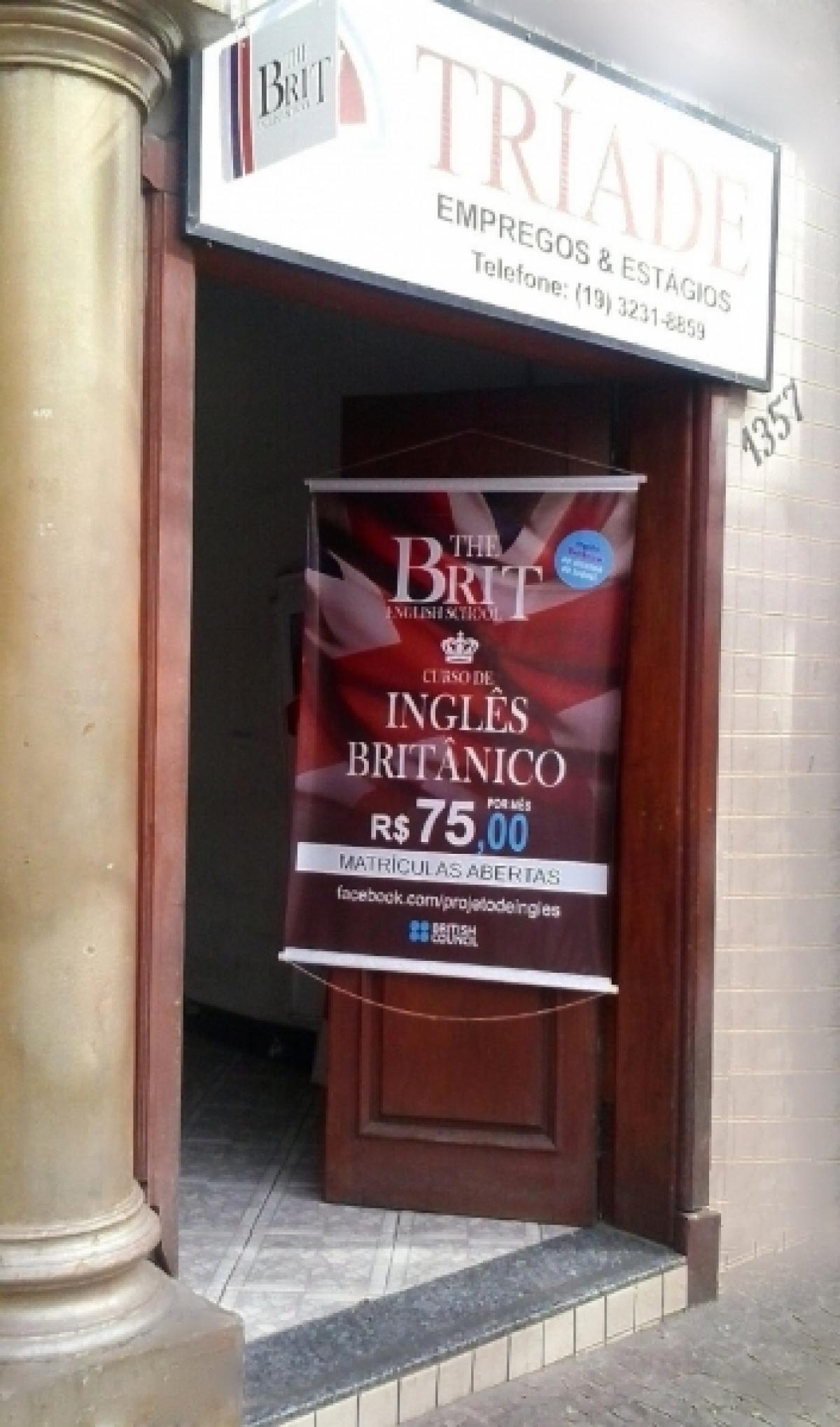 Escola de Inglês Britânico