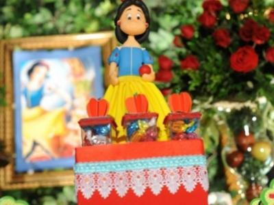 Belissíma Eventos - Decoração personalizada em festas infantis