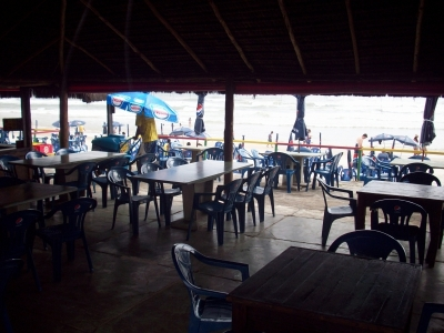 Restaurante a Beira Mar