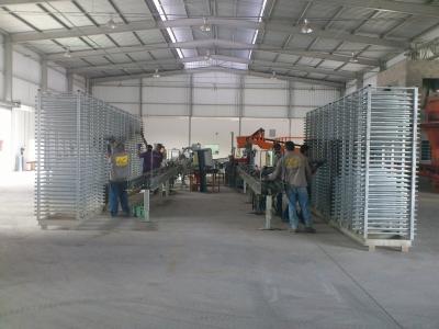Fabrica de Telhas, Pisos e Revestimentos Concreto