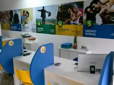 Franquia Credito Brasileiro - Loja operando e com otimos lucros