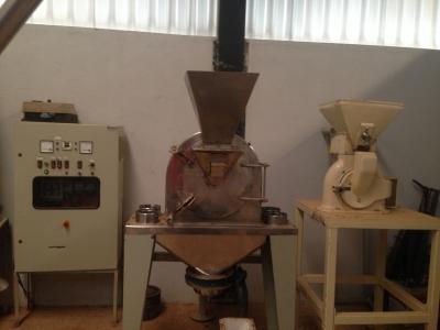 Fabrica de processamento de soja