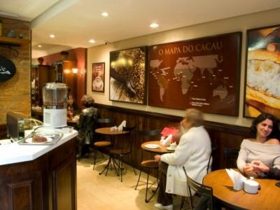 Restaurante e cafeteria Perdizes