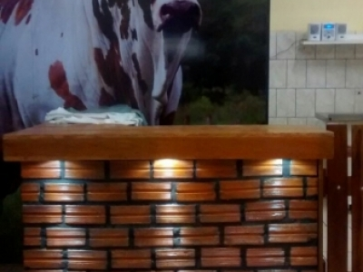 Casa de carne (açougue ).