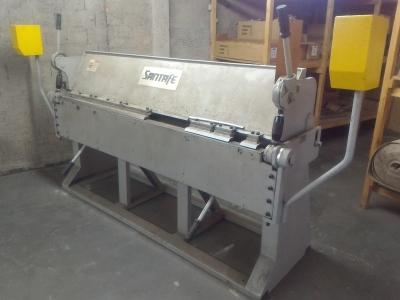 Empresa Metalúrgica de pequeno porte na Serra Gaúcha