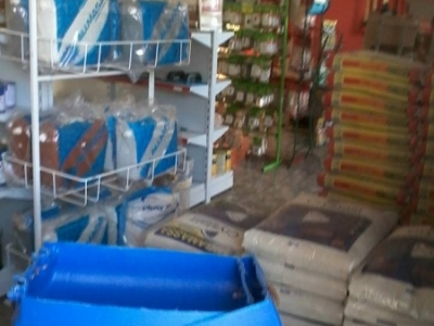 vendo uma loja de materiais para construção