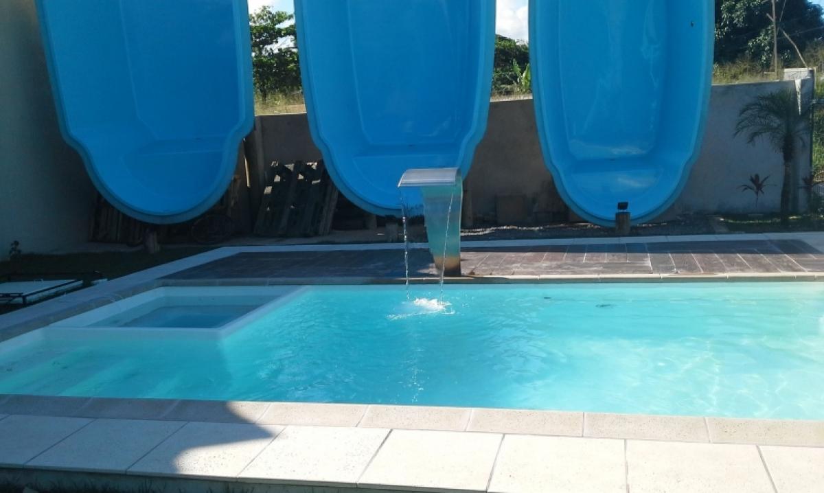 Passo franquia do setor de piscinas no litoral norte de Salvador-BA