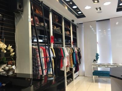 Loja de roupa completa com toda estrutura pronta