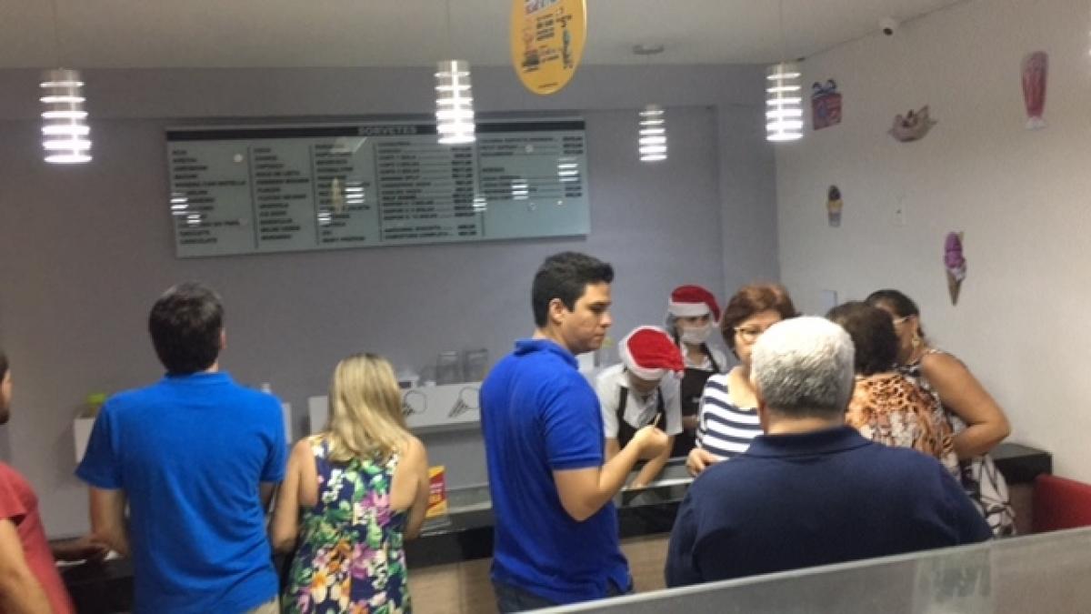Franquia de Sorvetes do Pará
